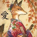 Легенда о лисице и журавле-а